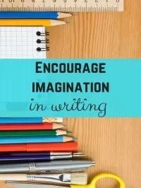 ncourage writing imagination