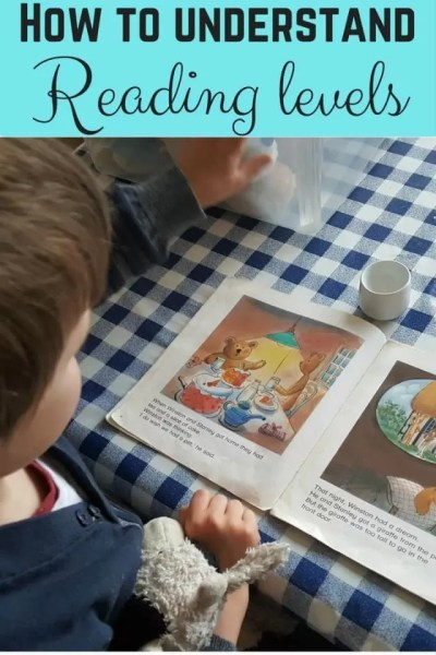 how to understand reading levels and book bands in primary school - Bubbablue and me