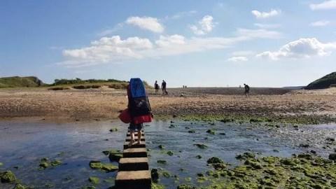 My Sunday Photo – stepping stones