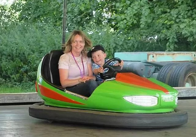 dodgems at cornbury
