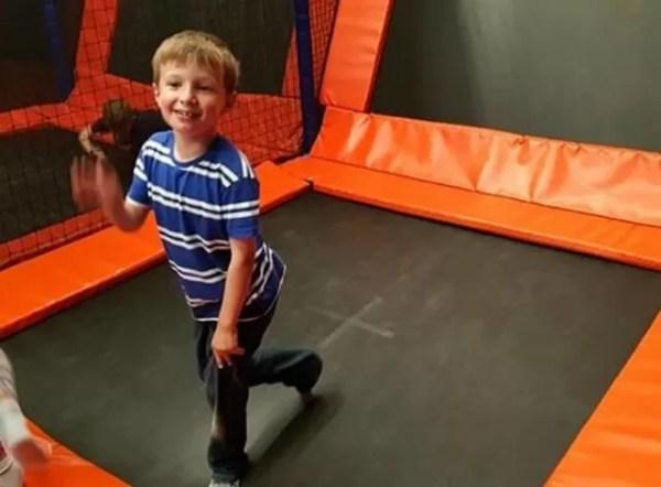 Living Arrows 2017 Week 32 - trampolining fun