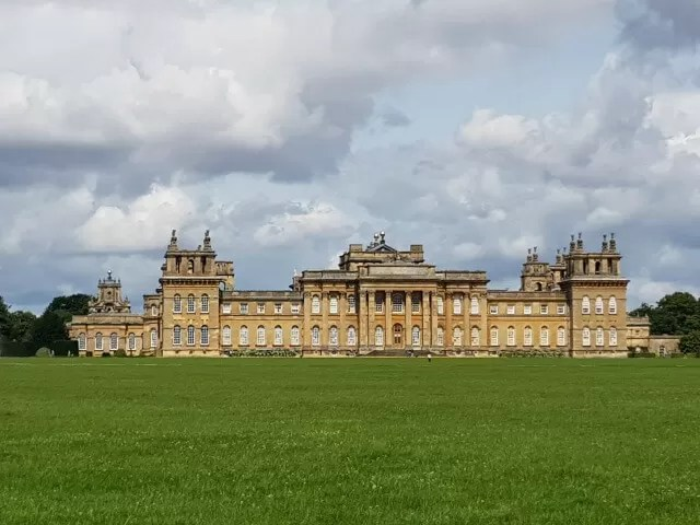 blenheim palace on Countryfile live show