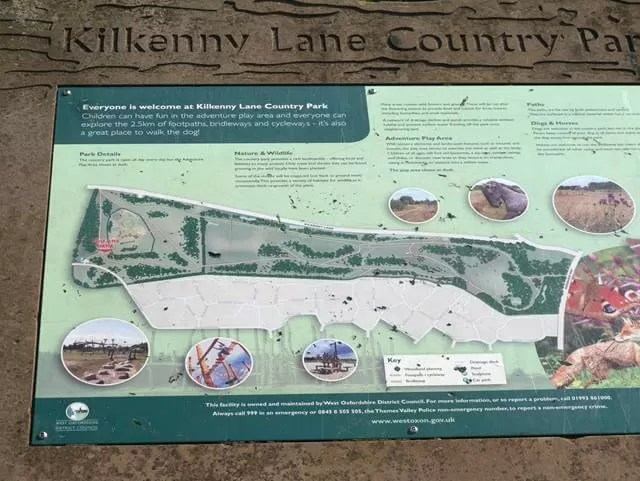 kilkenny lane country park map