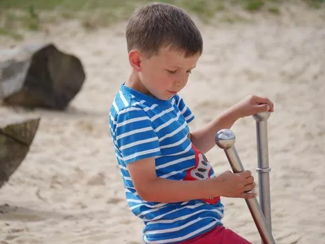 sandpit diggers at country park