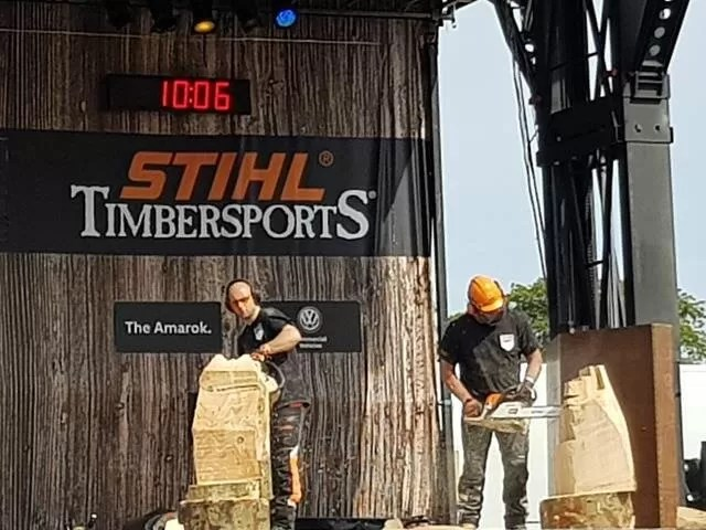 timber sports championships