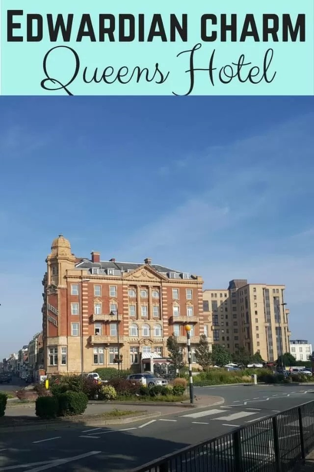 Edwardian charm at Queens hotel in southsea - Bubbablue and me