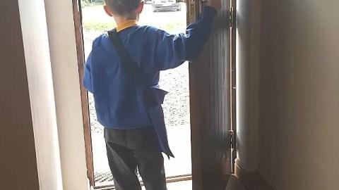 School days – beginning of year 2