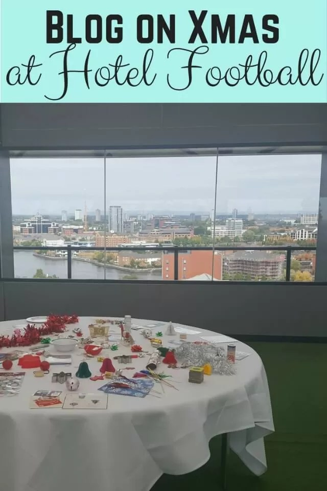 blog on xmas conference - Bubbablue and me