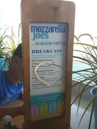 Mozzarella Joes