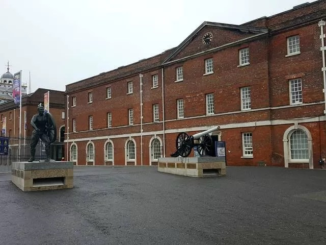naval museums in portsmouth