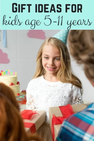 Gift ideas for 5-11 year olds to take to parties - Bubbablue and me