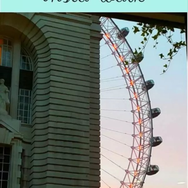 A London South Bank walk – BML17 insta-walk