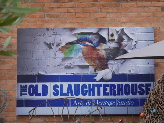 Slaughterhouse yard arts centre