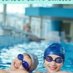 School swimming lessons – how to prep your children