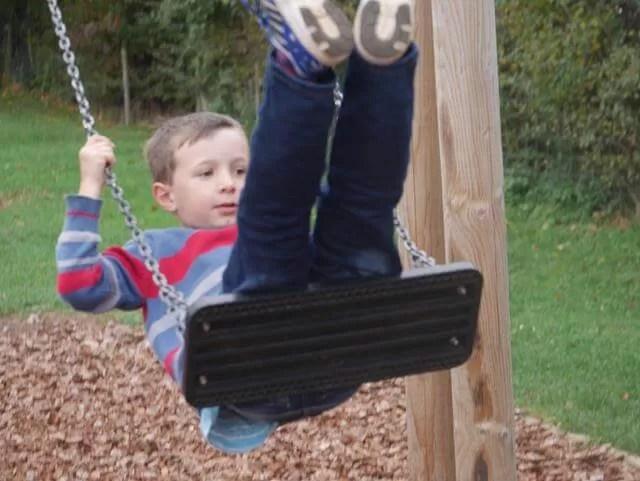 swings at millets farm