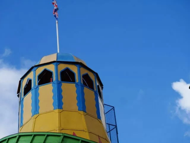 helter skelter at black country museum