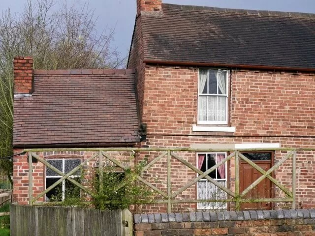 house at black country living museum