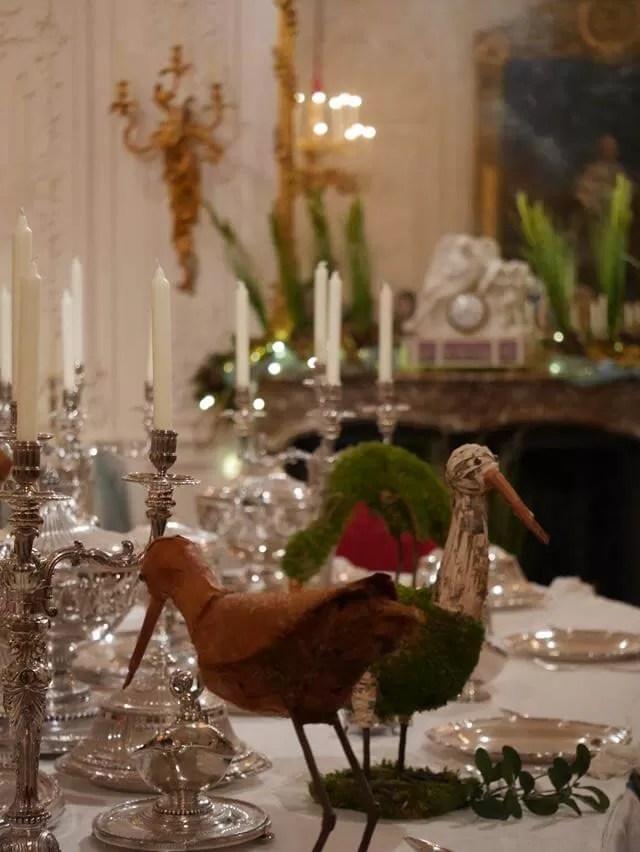 bird table decorations