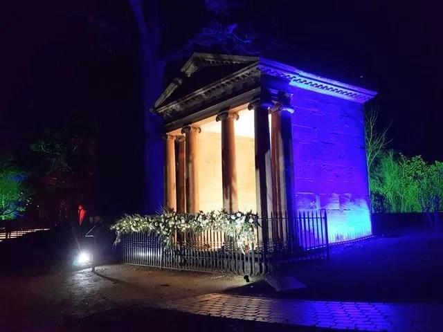 blenheim palace christmas 201714