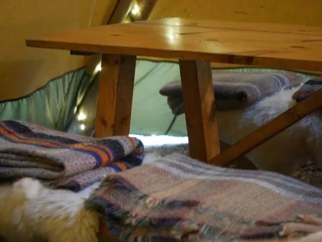 hygge in the wigwam cafe