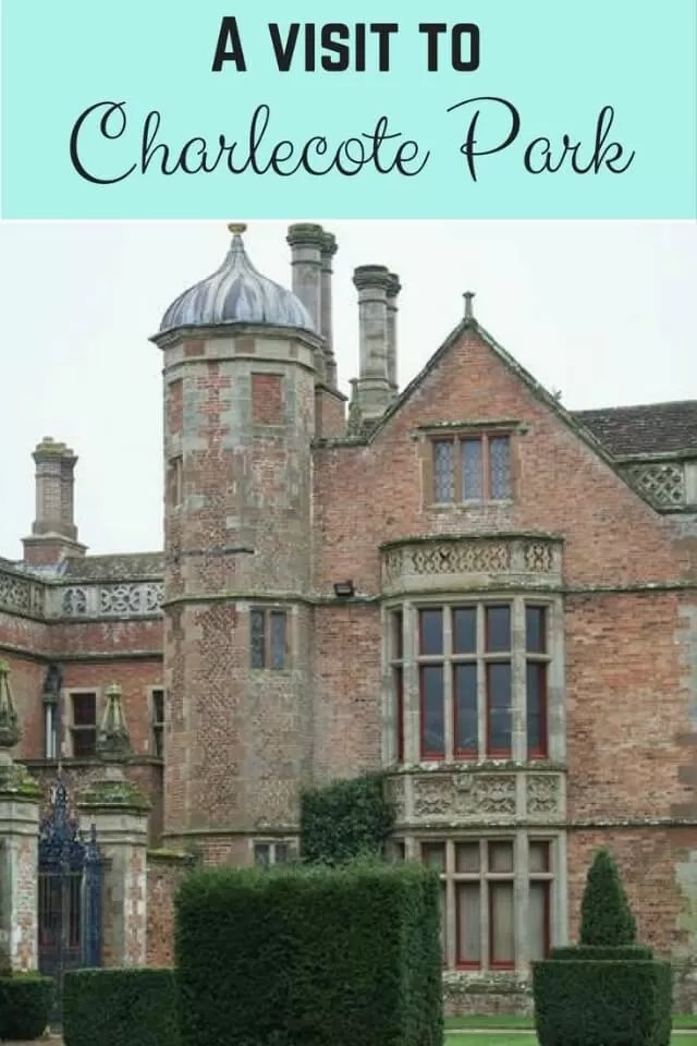 Visiting Charlecote Park - Bubbablue and me