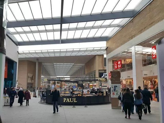 atrium at westgate oxford