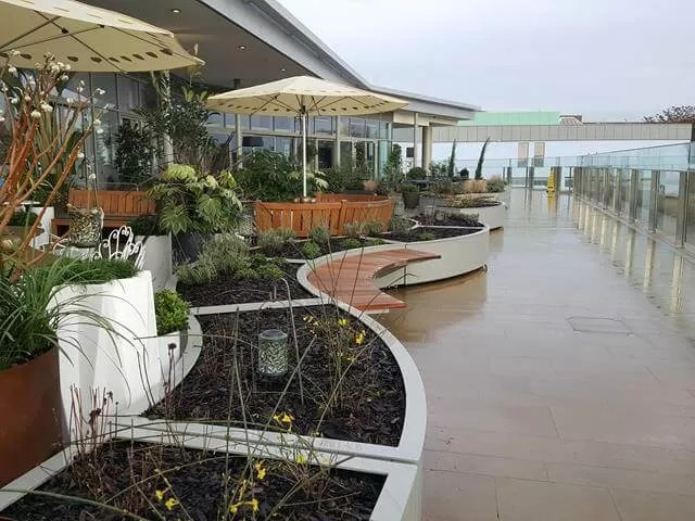roof terrace westgate oxford