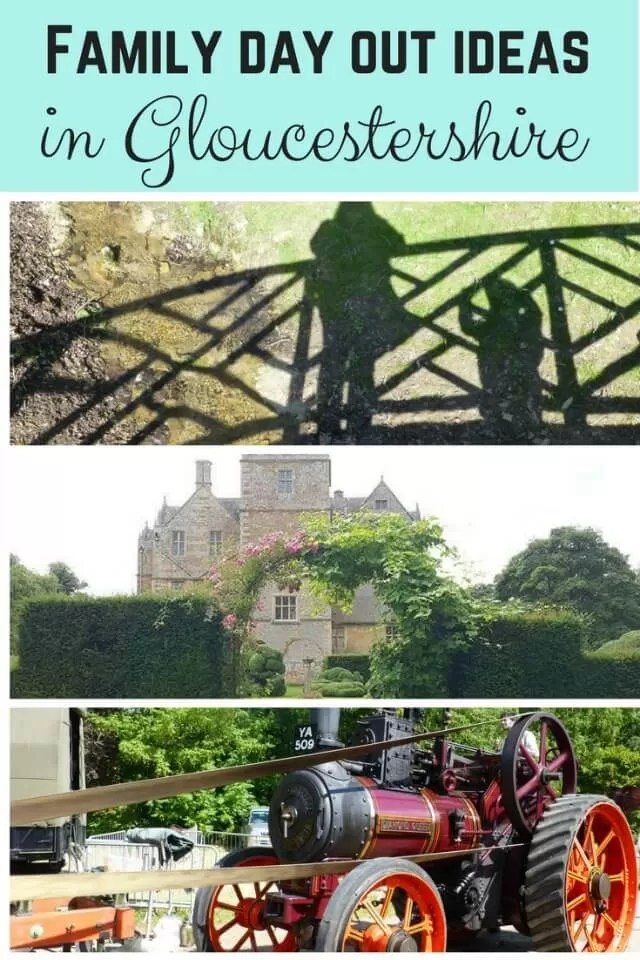 family days out in gloucestershire - Bubbablue and me