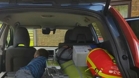 how to pack for a camping trip - Bubbablue and me