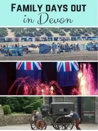 Days out in Devon
