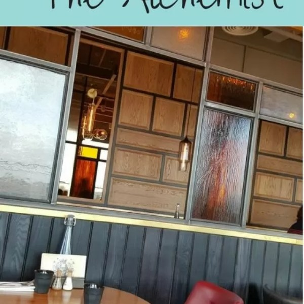 Trying a new eatery – The Alchemist, Oxford