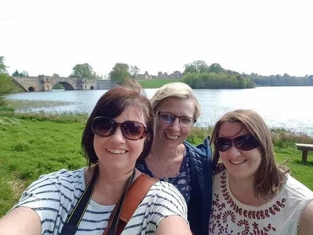 Oxfordshire blenheim gardens walk