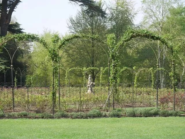 blenheim rose garden