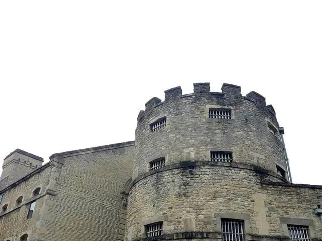 oxford castle bailey