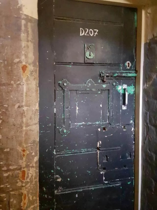 oxford prison doors