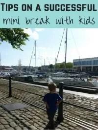 successful mini breaks