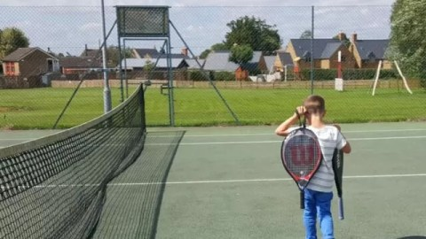 Celebrate summer with tennis activities for families