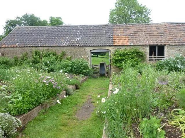 farm near the play area at dyrham park