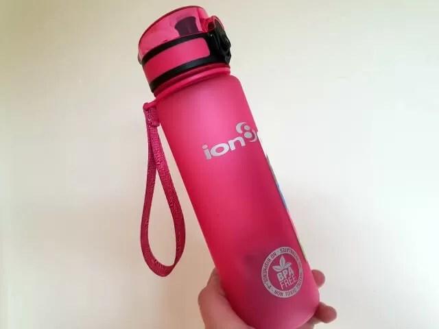 ion8 water bottle 500ml