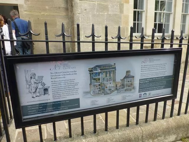 no.1 royal crescent history.