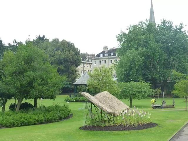 parade gardens view