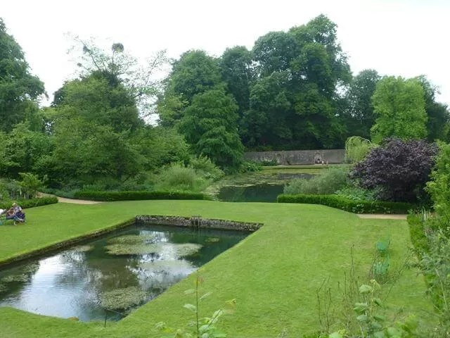 ponds at dyrham park