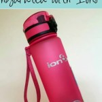 Tips on keeping hydrated with Ion8 leakproof water bottles
