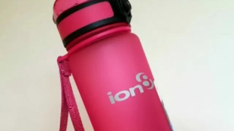 stay hydrated with ion8 water bottle - Bubbablue and me
