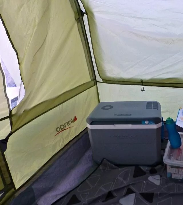 campingaz electric coolbox