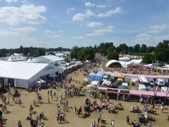 Countryfile live 2018 from the ferris wheel