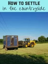 moving to the countryside