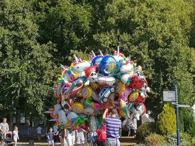 balloon man at cbbc
