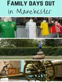 days out in manchester