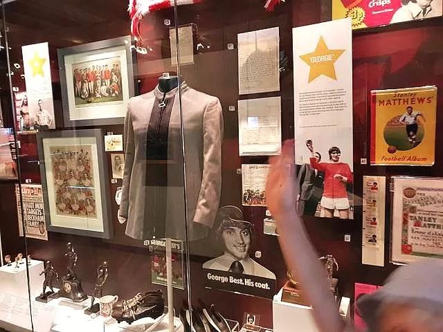 george best display